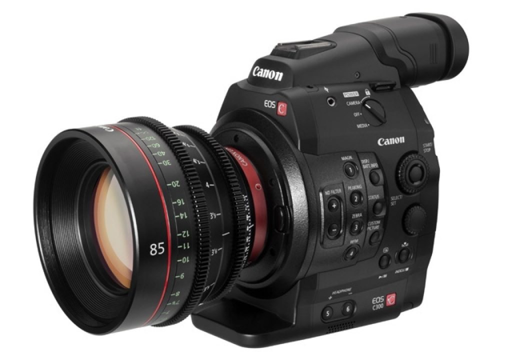 C300 Mark II: PVC Gets A Closer Look At NAB 2015 1
