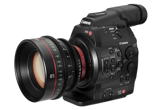 C300 Mark II: PVC Gets A Closer Look At NAB 2015 5
