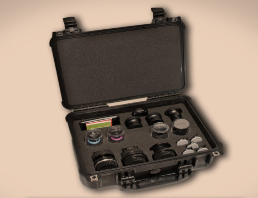 HDSLRShooter at NAB 2013:  Lensbaby Movie Maker's Kit 10