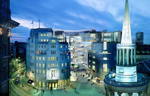 Quantel awarded news video editing and playout contract for Broadcasting House West 1 project 1
