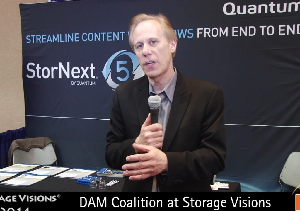 Hot Topics and Big Changes in the Industry at Storage Visions 2014 1