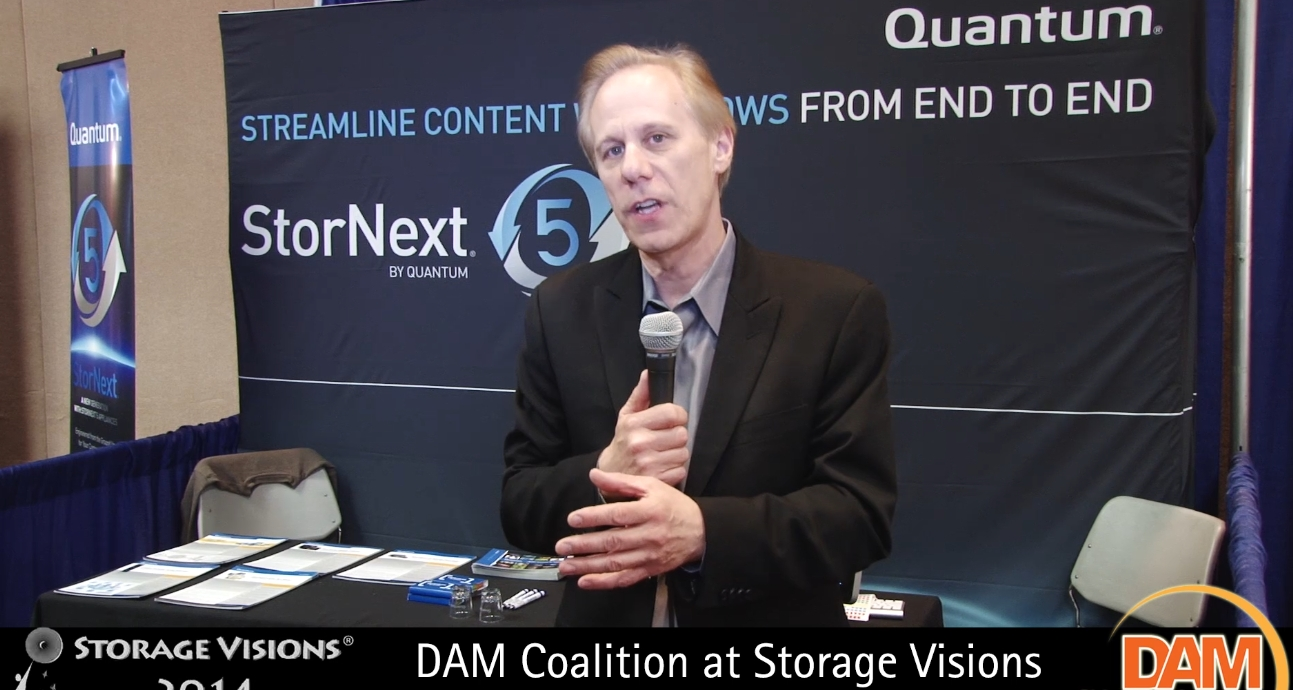 Hot Topics and Big Changes in the Industry at Storage Visions 2014 7