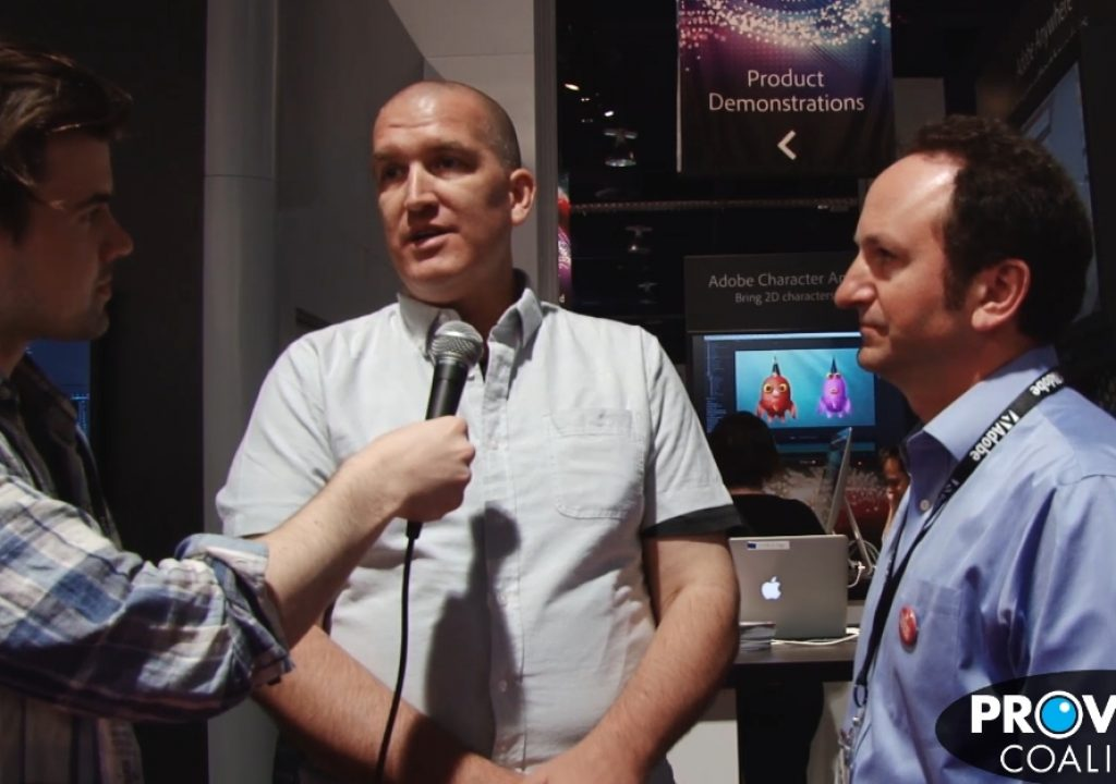 PVC at NAB 2015: Talking After Effects Updates with Todd Kopriva and David Simons 5