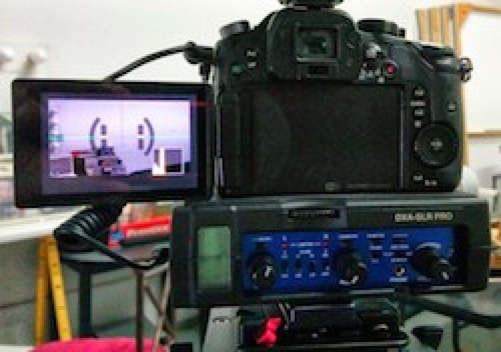 Beachtek DXA-SLR PRO audio interface review part 3: with GH3 9