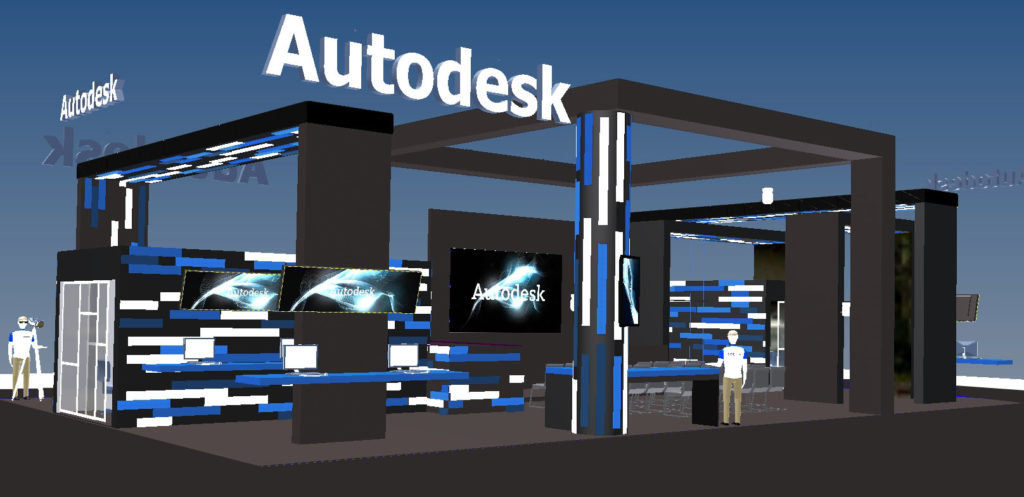 NAB 2012: Swing by Autodesk Booth for a Great Show 1