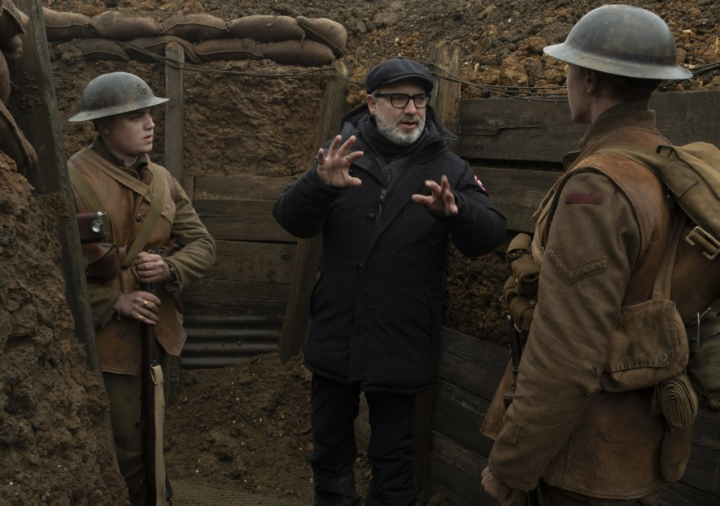 "ART OF THE CUT with Oscar-winner Lee Smith, ACE on ""1917"" 7"