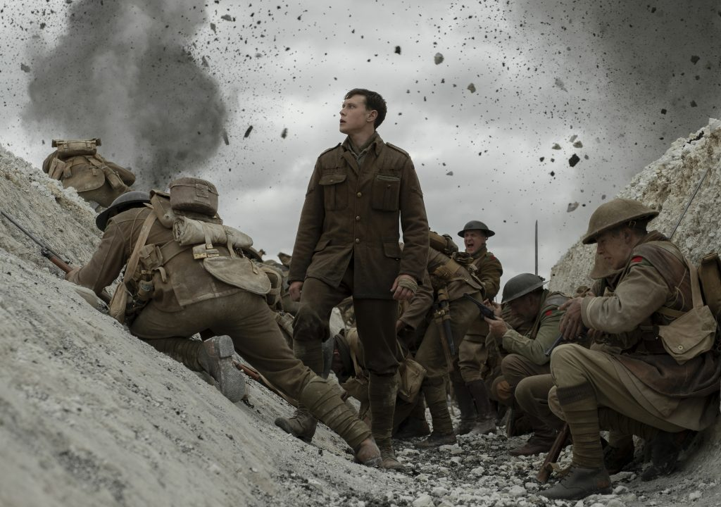 "ART OF THE CUT with Oscar-winner Lee Smith, ACE on ""1917"" 5"