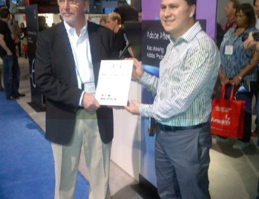 Adobe wows NAB 2012 attendees with Creative Suite 6 Production Premium, secures 5 prestigious awards 22