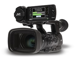 JVC answers questions about GY-HM650 news camera with WiFi + FTP 5