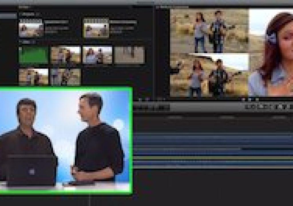 Multi-screen Multicam in Final Cut Pro X 1