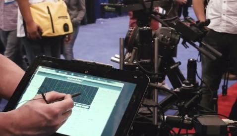 NAB 2011: Kessler Motion Control System 1
