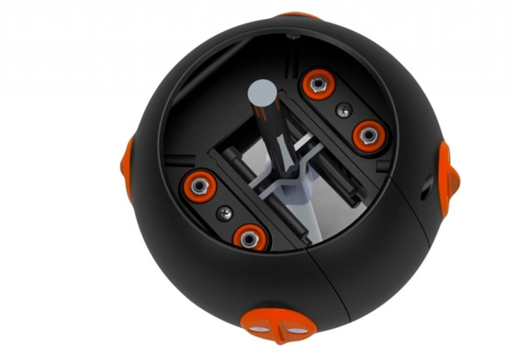 8ball: a microphone for 360 video