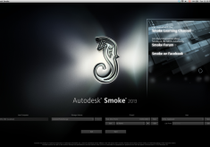 Professional Video Editing Just Got Better – Autodesk Smoke 2013 Now Shipping