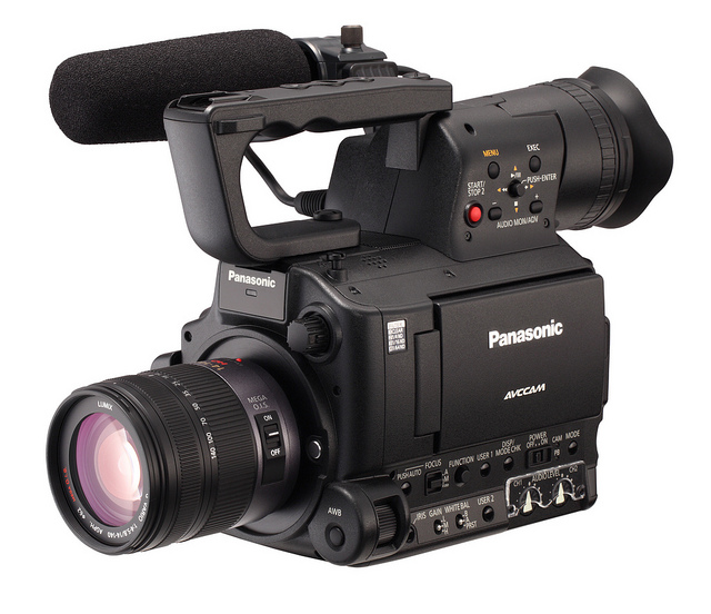 Panasonic Introduces AG-AF100A Micro Four Thirds Camcorder 3