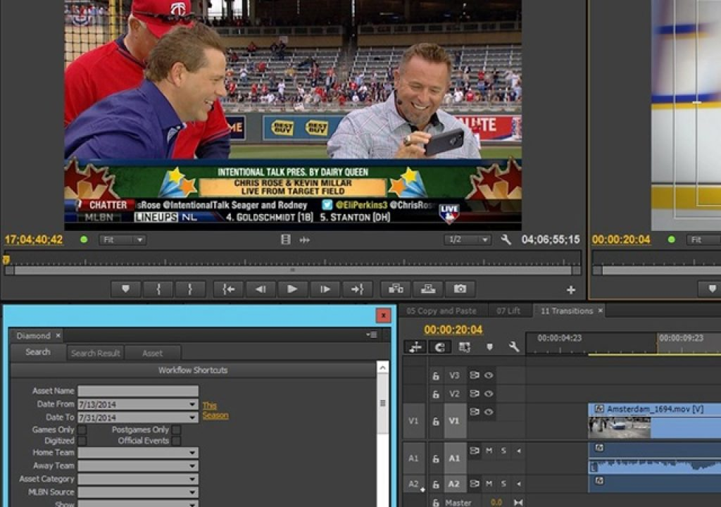 MLB Network retools editing and post-production environment 5