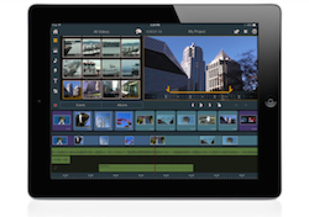 Pinnacle Studio for iPad adds 25p + more improvements 1