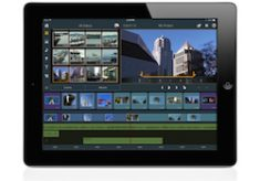 Pinnacle Studio for iPad adds 25p + more improvements