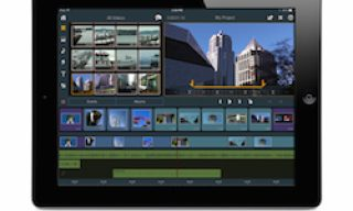 Pinnacle Studio for iPad adds 25p + more improvements