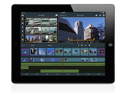 Pinnacle Studio for iPad adds 25p + more improvements 1