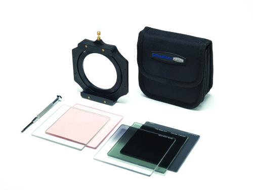 """Schneider Intros New Century 5-Filter Kit with 4"""" Filter Holder 1"""