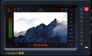 Cinedeck ships RX & EX 3.5 Upgrades, including DNxHD 444 and brand new 3D Stereo Tools 1