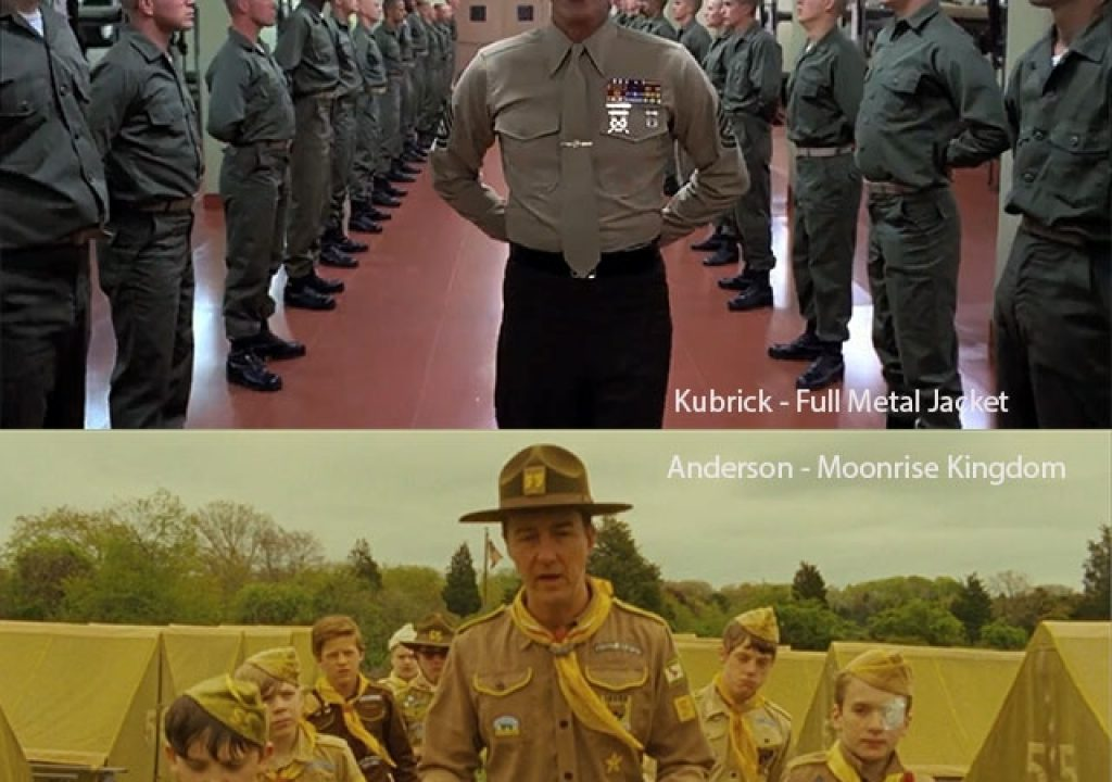 From Kubrick to Anderson: One-Point Perspective 3