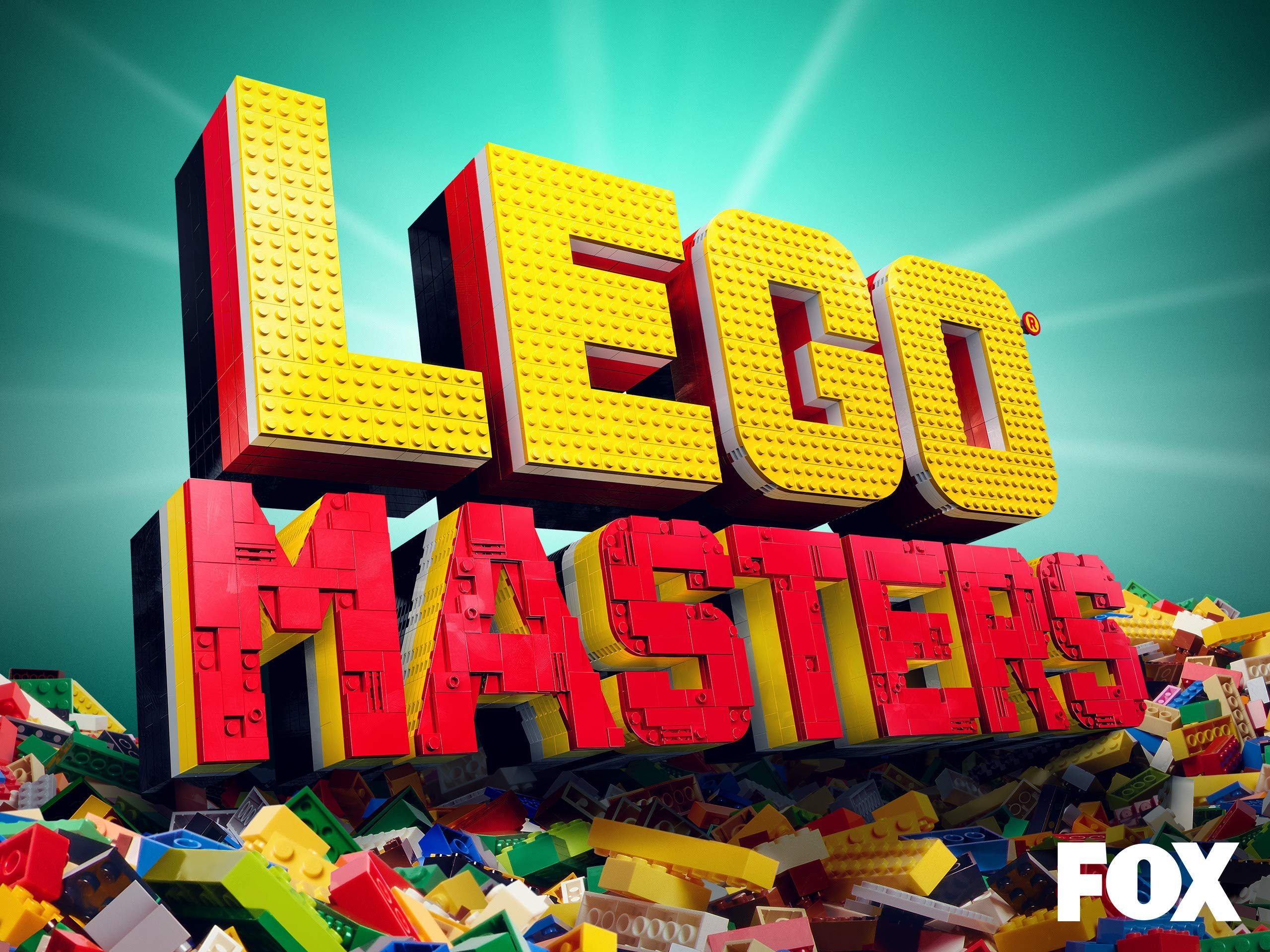 art of the frame podcast Lego Masters editors