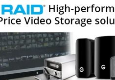 G-Technology G-RAID storage solutions are designed to meet the performance and price video editors need