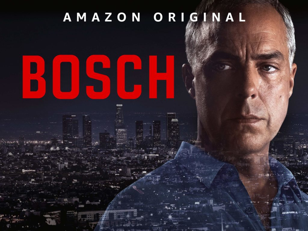 Art of the Cut Podcast with the editing team of Bosch
