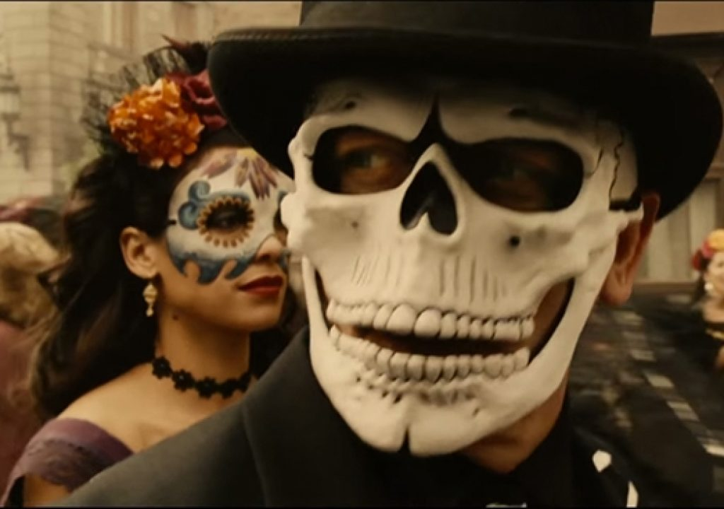 "Shooting The Holiday Blockbuster: Hoyte van Hoytema and ""Spectre"" 1"