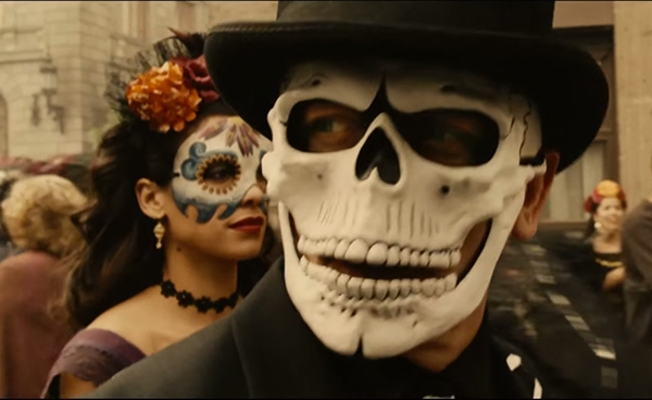 "Shooting The Holiday Blockbuster: Hoyte van Hoytema and ""Spectre"" 8"