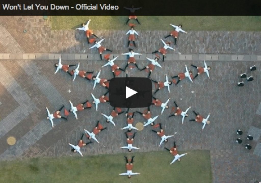 OK Go takes music videos to new heights 1