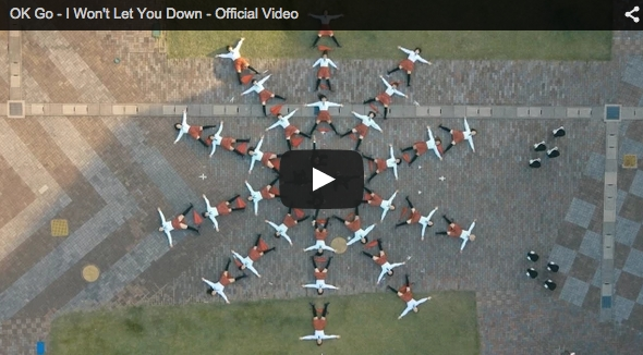 OK Go takes music videos to new heights 15