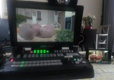 In Guatemala, Shogun reverses 29.97PsF pulldown for 8-camera live-switched show via Datavideo HS2800