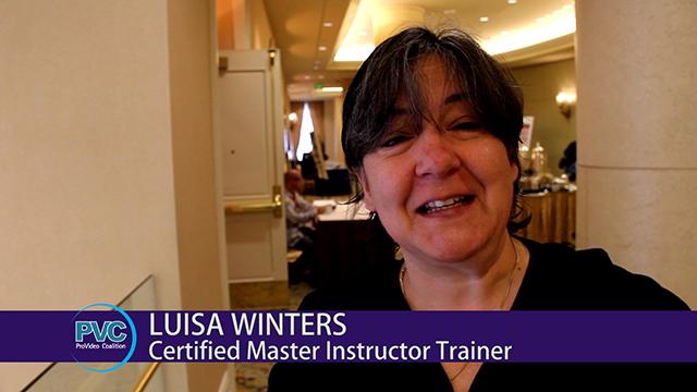 Premiere Pro World Conference: Luisa Winters 9