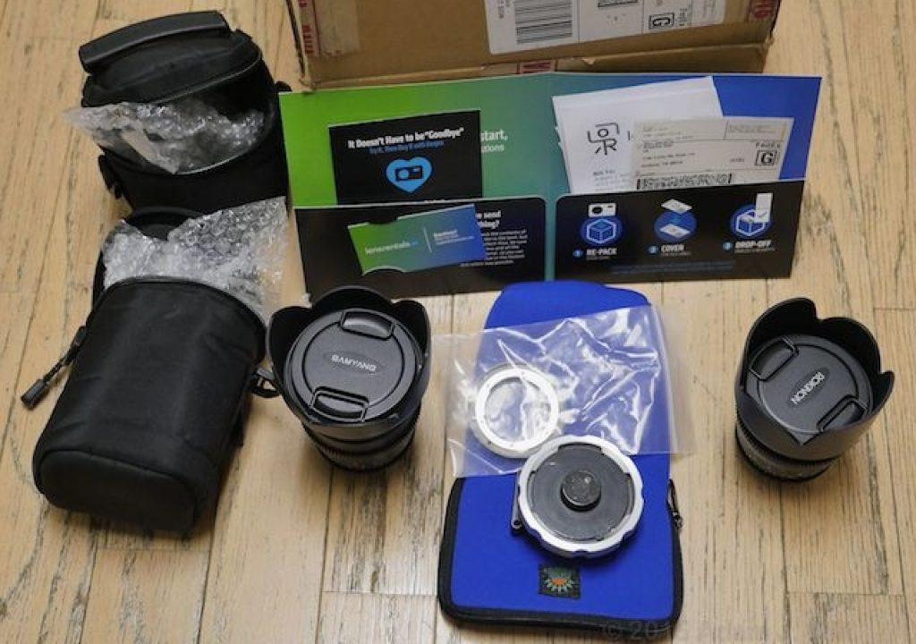 Renting Lenses from LensRentals.com 11