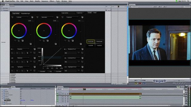Baselight introduces Baselight on Final Cut Pro 3