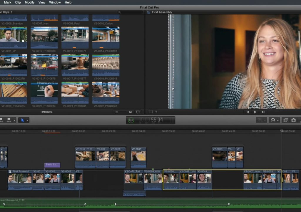 Even Faster Snapshots in Final Cut Pro X 2