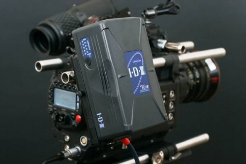 IDX Introduces ELITE Battery Solution for RED ONE Cameras 1