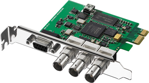 Blackmagic Design Announces DeckLink SDI 1