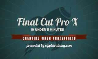 Creating Mask Transitions in Final Cut Pro X
