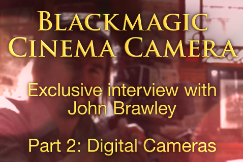 Blackmagic's camera - The dark art of digital cinematography (part2) 1