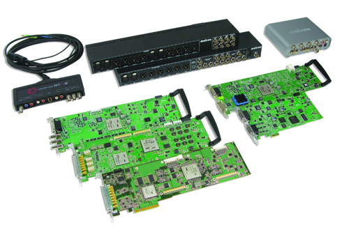 Matrox Announces Support for Avid DNxHD Codec in Matrox DSX Developer Products 1