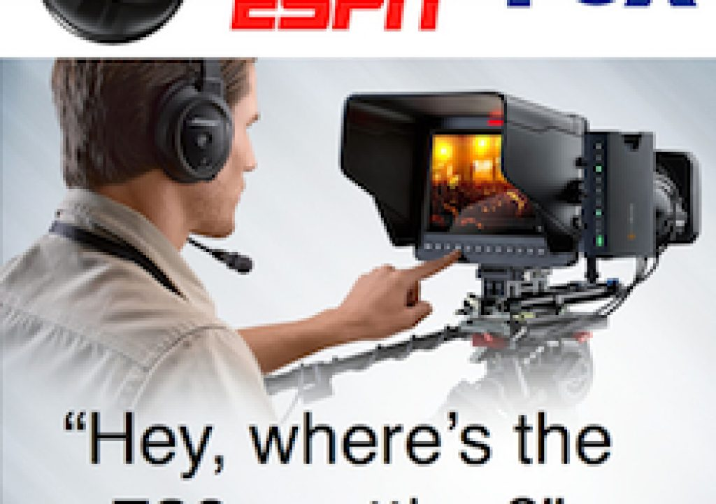 Have AJA/Blackmagic forgotten about ABC/Disney/ESPN/FOX? 7