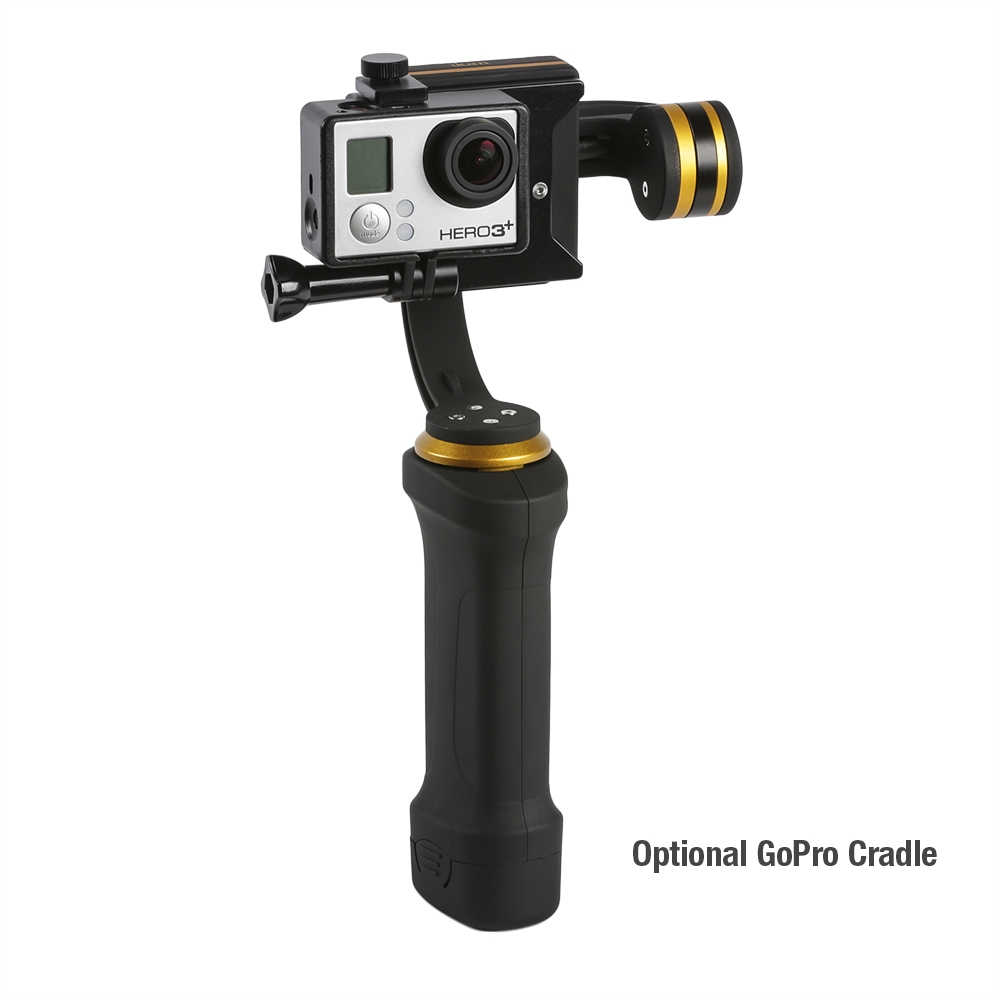 NAB 2015: Ikan Shows Off GoPro Gimbal 7