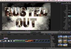 3D Title Plugins for Final Cut Pro X