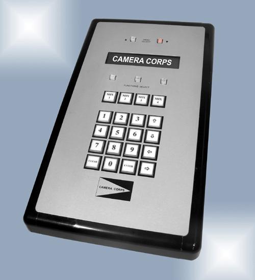CAMERA CORPS INTRODUCES MULTI CAMERA KEYPAD CONTROL UNIT 1