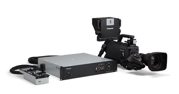 Panasonic Debuts AK-HC3800 HD Studio Camera System 1