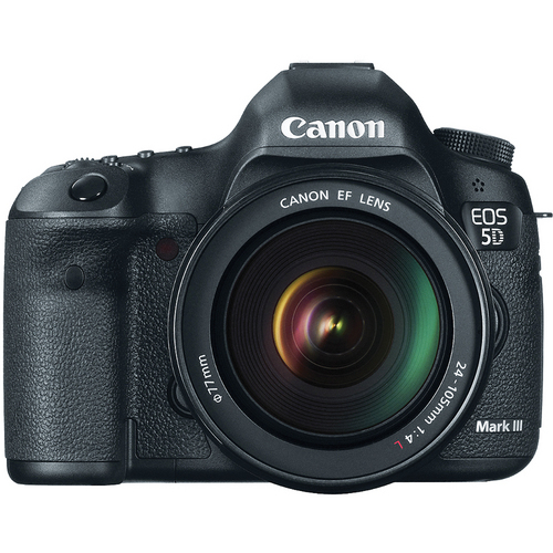 Ladies and Gentlemen, the 5D Mark III 1