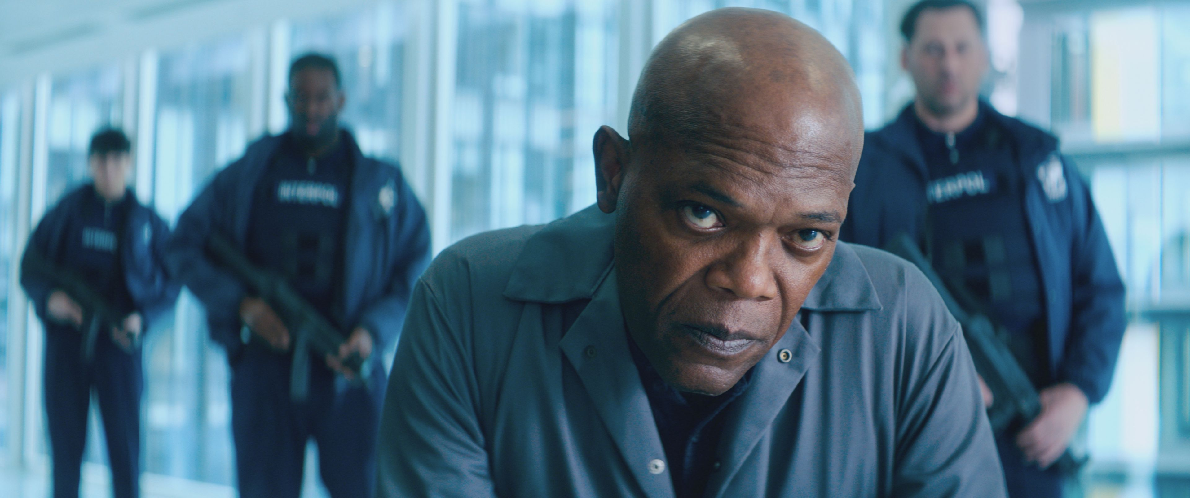 """ART OF THE CUT with Jake Roberts, ACE on """"Hitman's Bodyguard"""" 9"""